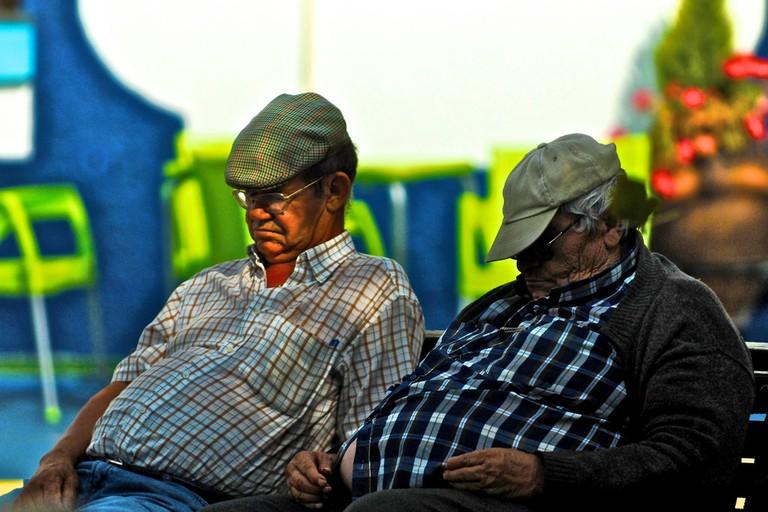 Spanish siesta | ©Reguengos de Monsaraz / Flickr