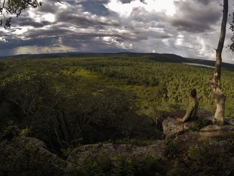 San Miguelito Jaguar Reserve
