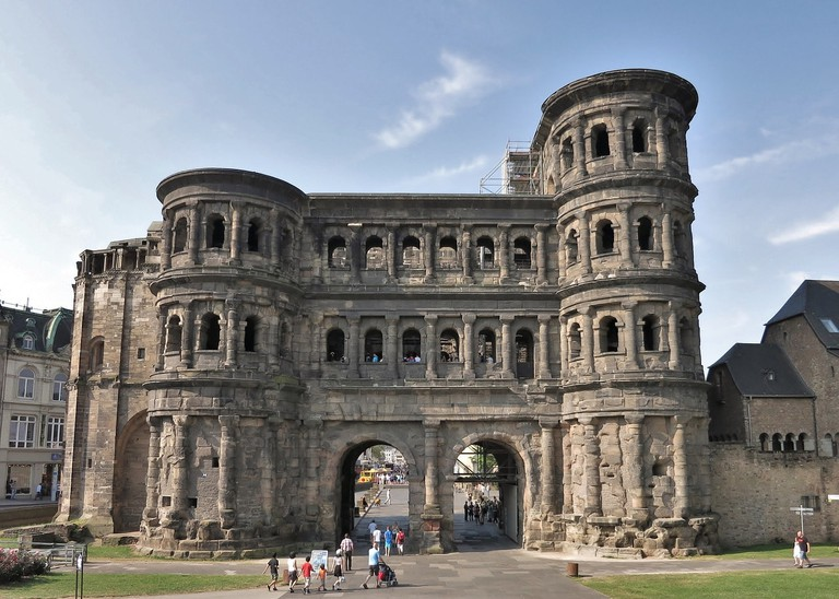Explore Trier's historic past