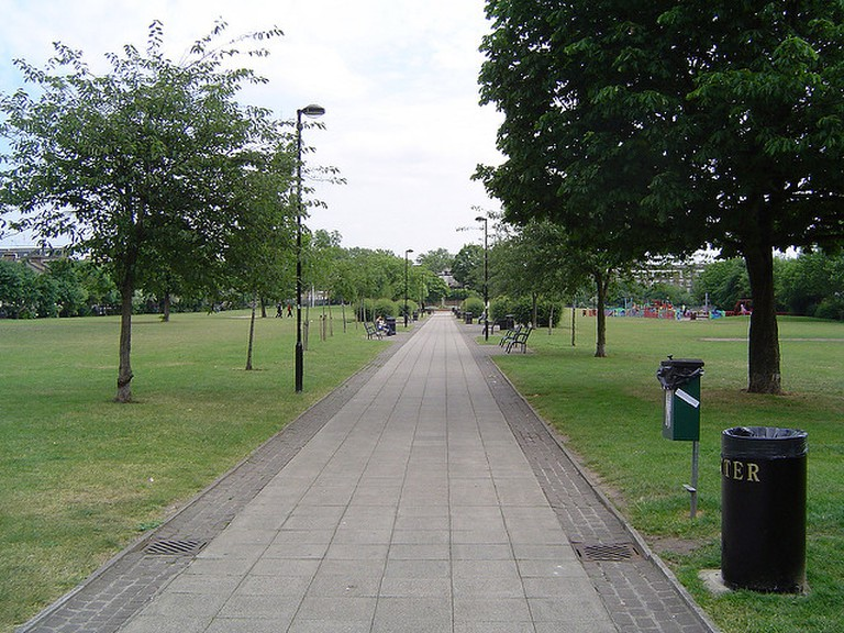 Weavers Fields