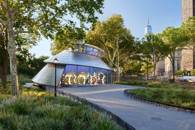 SeaGlass Carousel by WXY architecture + urban design