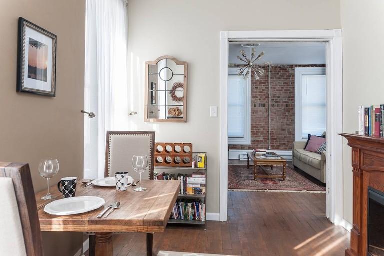 Dogtown apartment