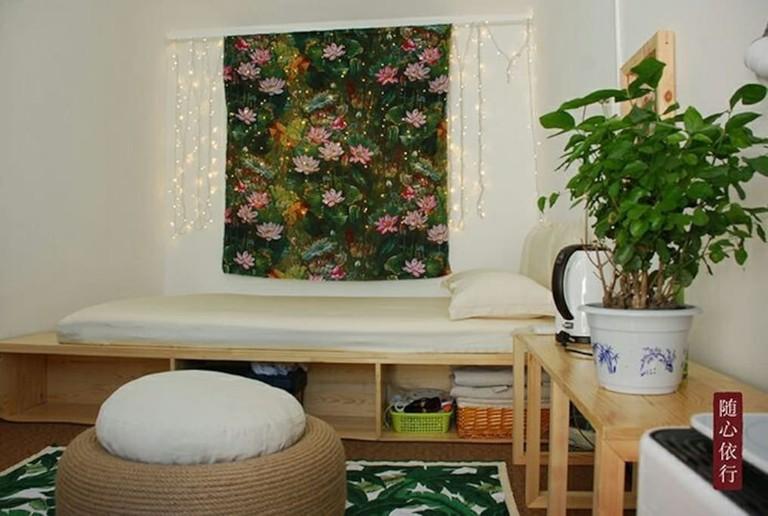 Ensuite Room in Nanluoguxiang Yard