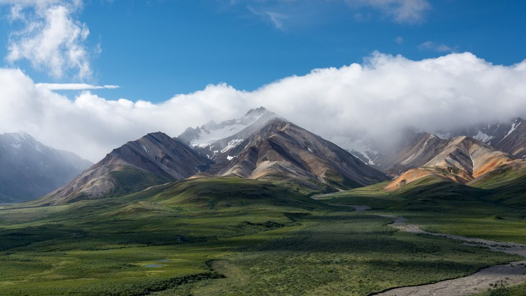 Denali National Park | © Christoph Strässler/Flickr