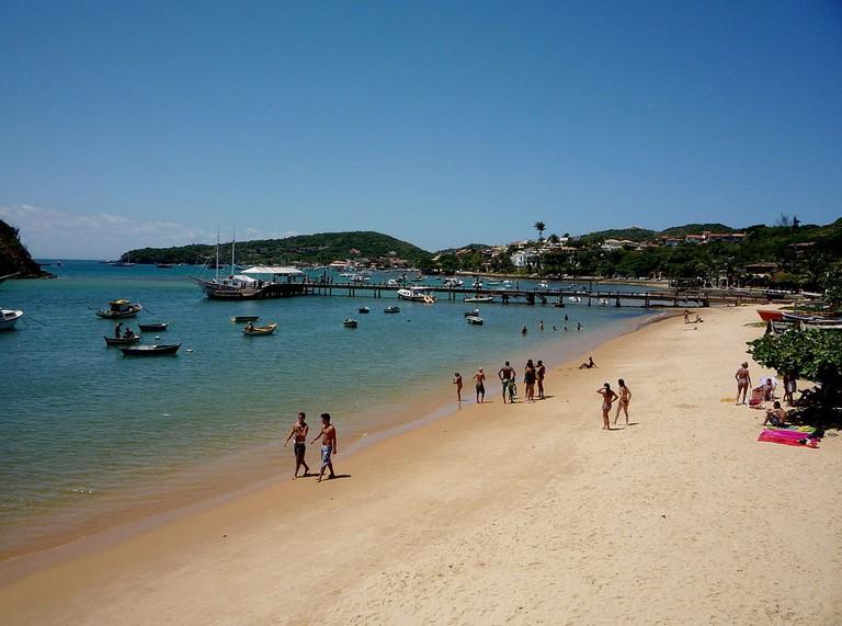 Praia do Canto |©Fulviusbsas/WikiCommons