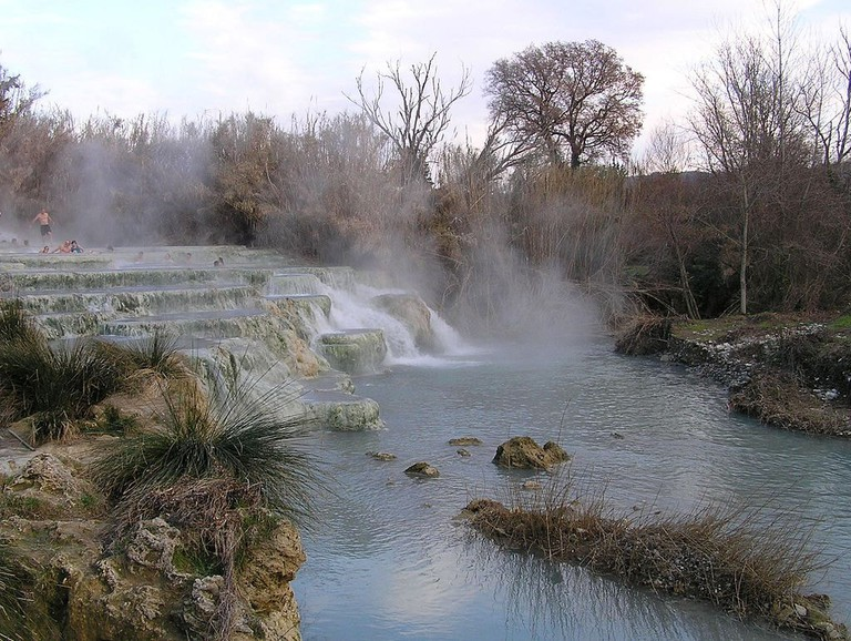 Cascate del Gorella a Saturina