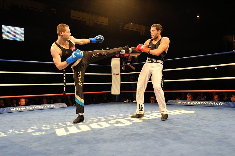 French kickboxing