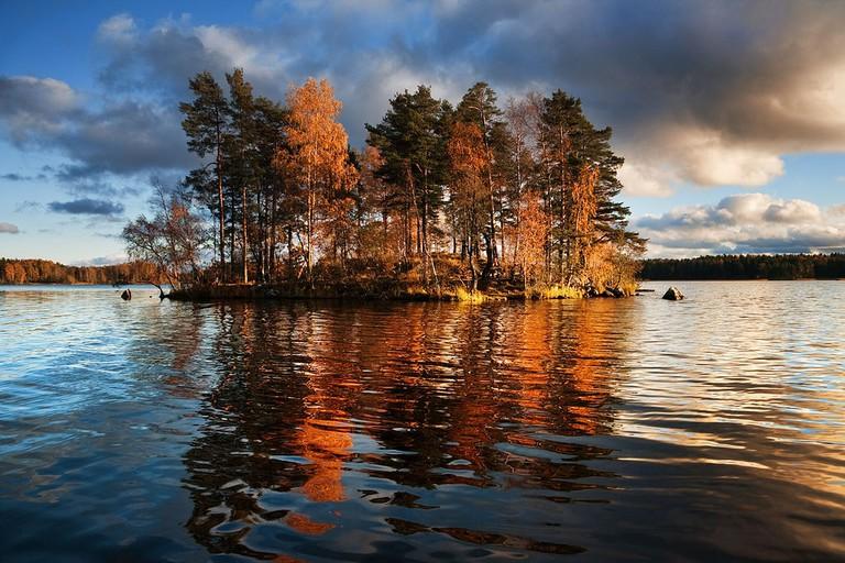 Lake Vuoksa / Dmitry A. Mottl / WikiCommons