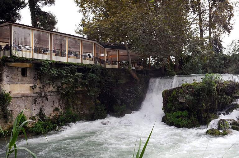 Tarsus Waterfall