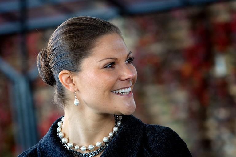 Sweden's Crown Princess Victoria