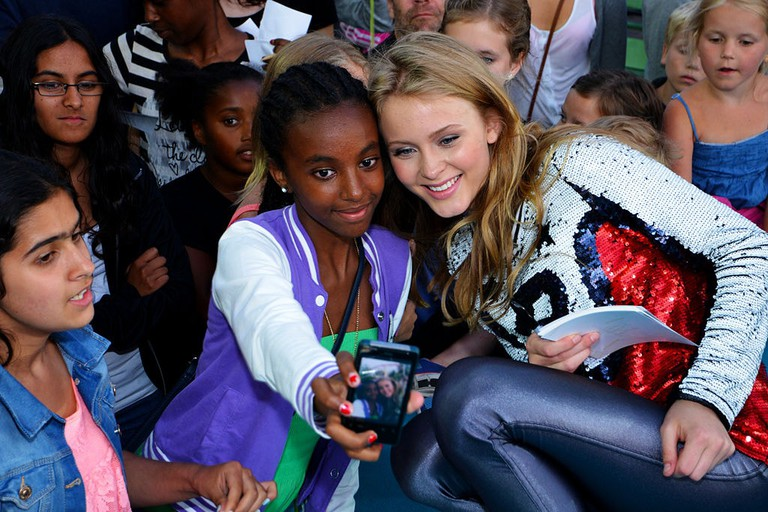 Zara Larsson is all about female empowerment