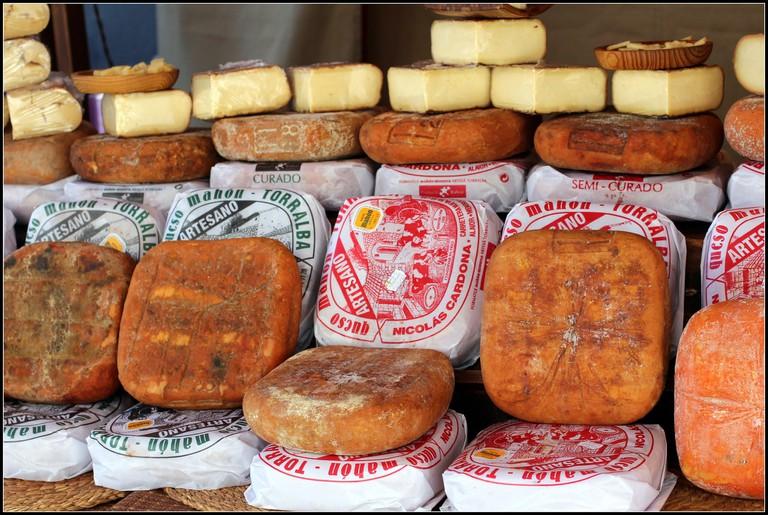 Mahón cheese | © M a n u e l / Flickr
