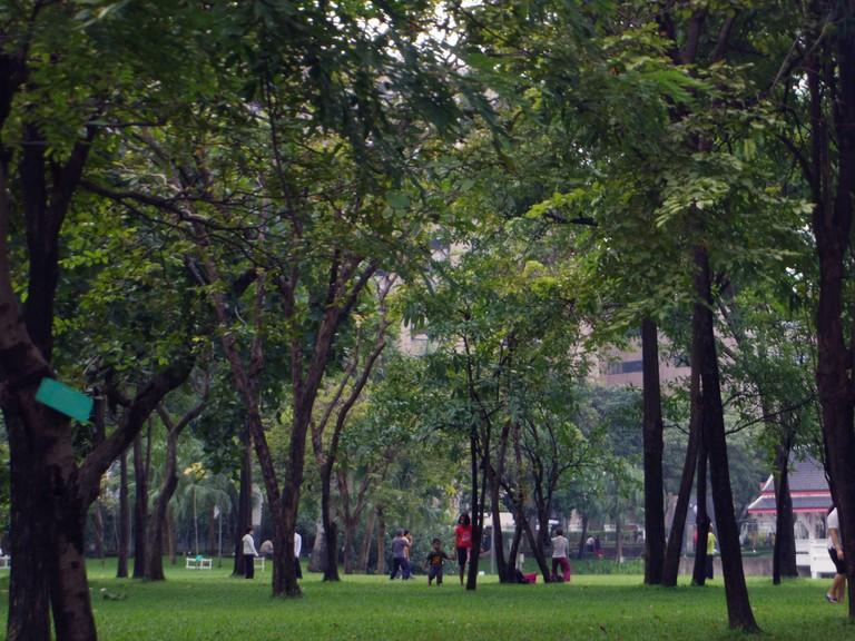 The Benjasiri Park