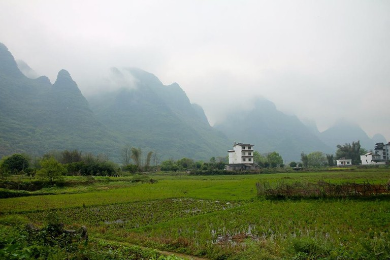 On the road to Liugong