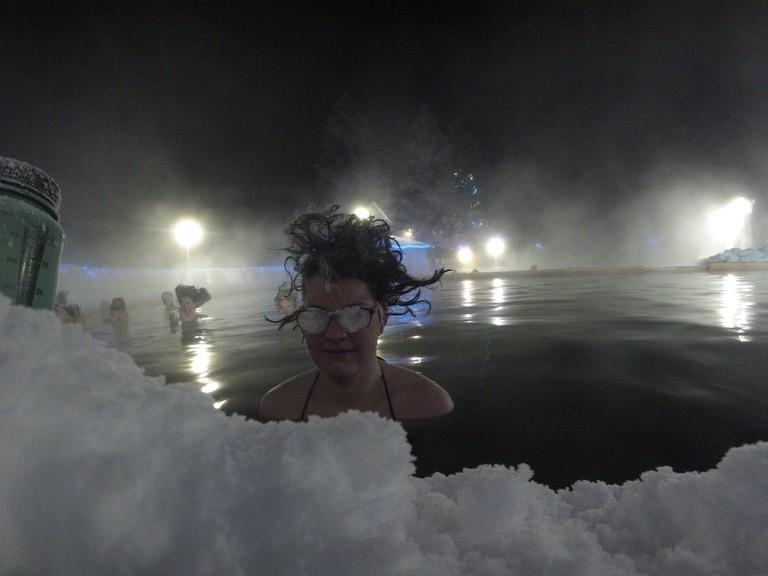 Courtesy of Takhini Hot Pools