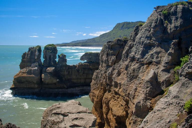 Pancake Rocks, Paparoa National Park
