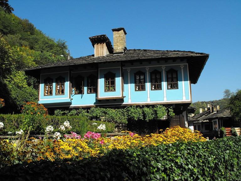 Etar, open-air ethnographic museum near Gabrovo