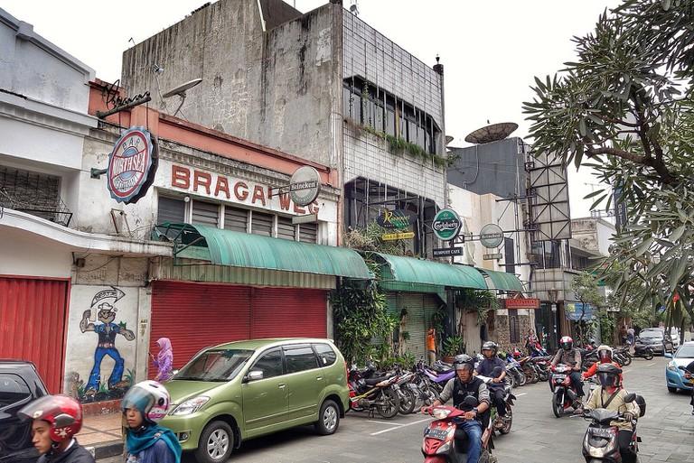 Braga Street, Bandung