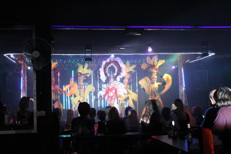 Chiang Mai cabaret show