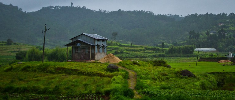 Shillong is beautiful during monsoon too
