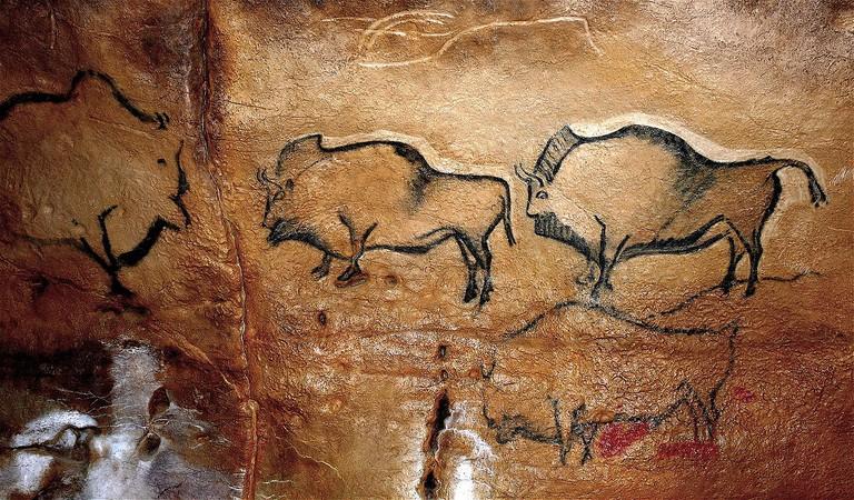 Cave art in Asturias | ©José Manuel Benito / Wikimedia Commons