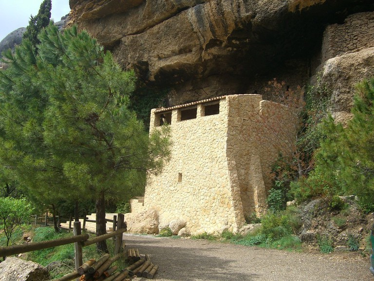 Ermita de Sant Salvador, Margalef, Spain | ©Arnaucc / Wikimedia Commons