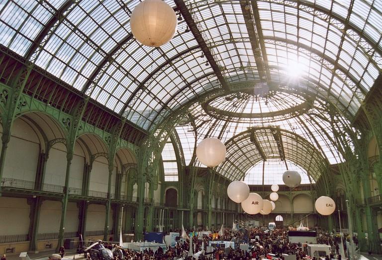Grand Palais Interieur