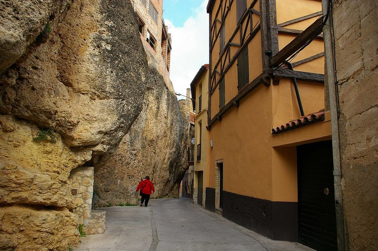 Margalef, Catalonia, Spain | ©Gotta / Wikimedia Commons