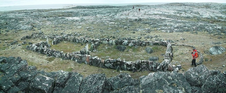 Pamiok Island historic site