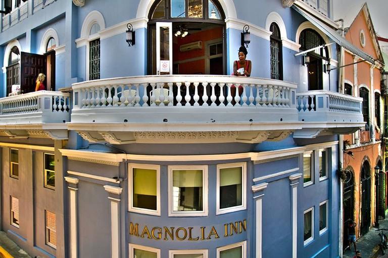 Beautiful balcony vibes