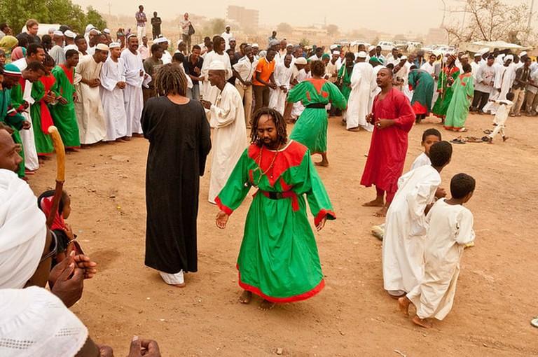 Sufi Muslims in Sudan