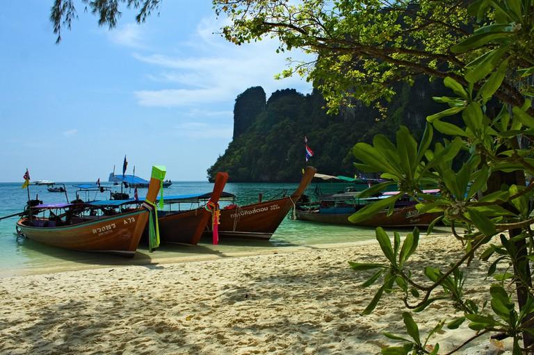 Hong Island, Krabi
