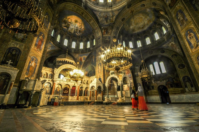 Saint Alexander Nevsky Cathedral, Sofia