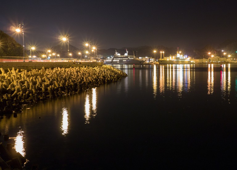 Muscat Pier