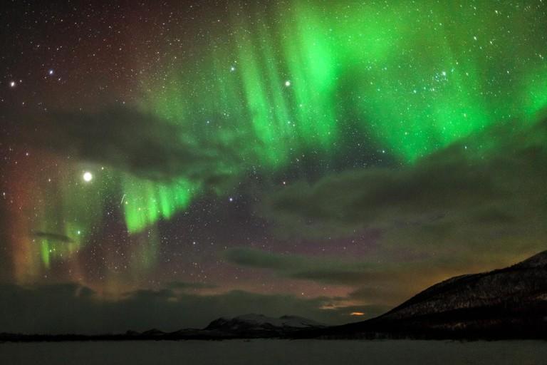Northern Lights / Stròlic Furlàn - Davide Gabino / Flickr