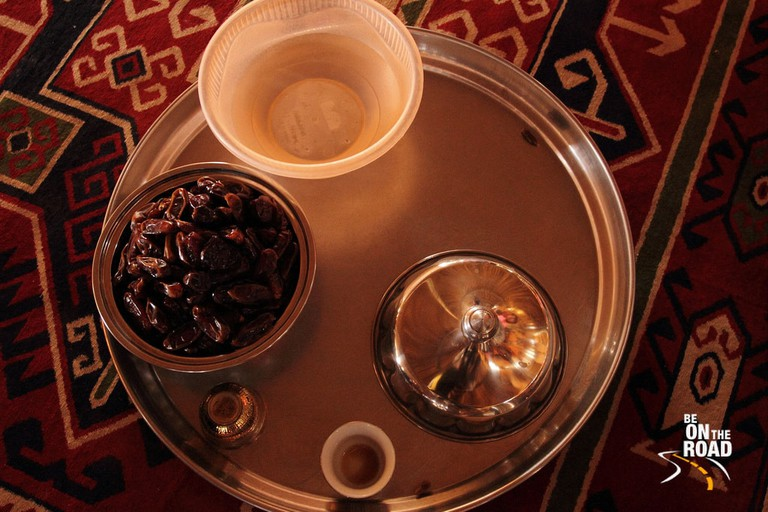 Omani Qahwa By: Sankara Subramanian