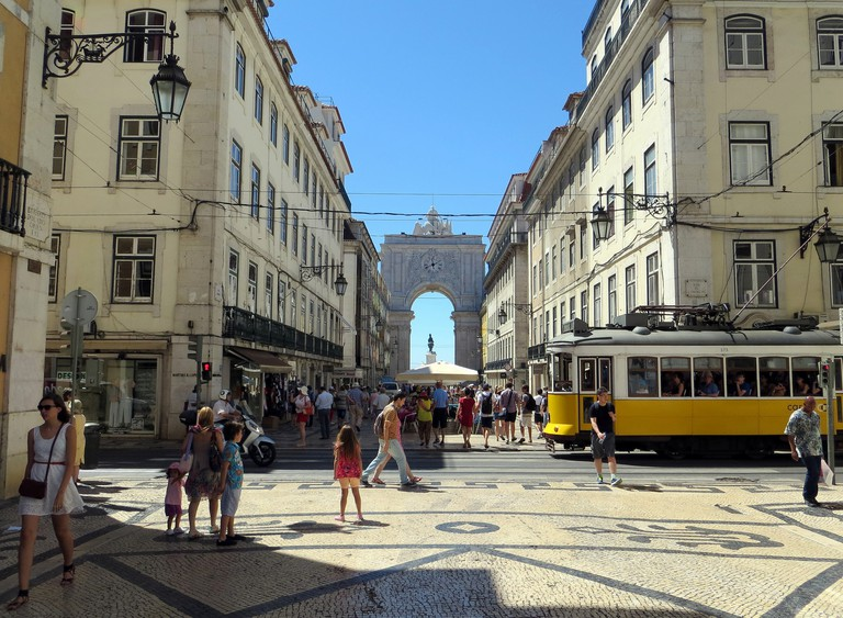 Lisbon, Portugal | © xlibber/Flickr