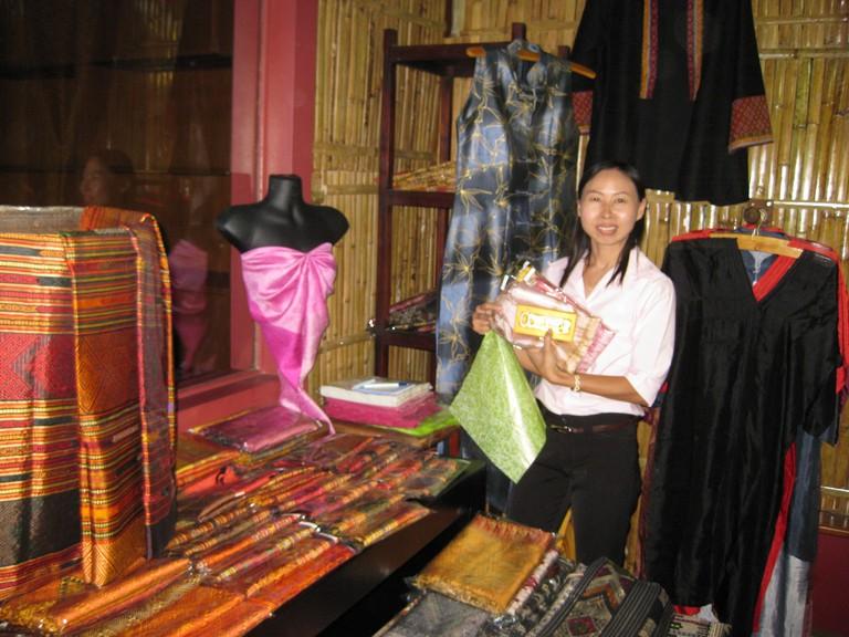 Silk items