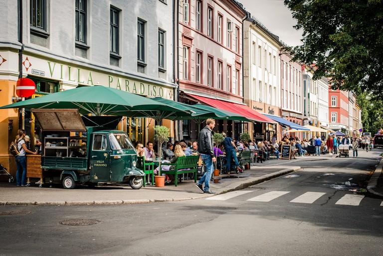 Grünerløkka | © Glenn Wedin/Flickr