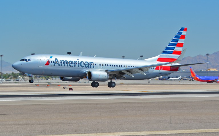 American Airlines © Tomás Del Coro