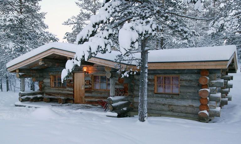 Lapland cabin