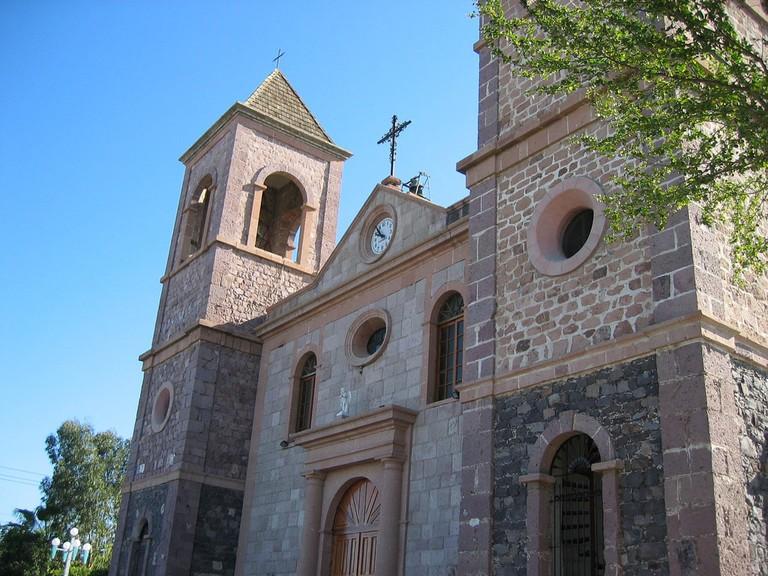 Colonial architecture in La Paz │
