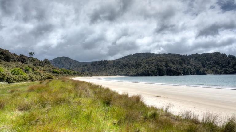 Maori Beach, Rakiura Track, Stewart Island