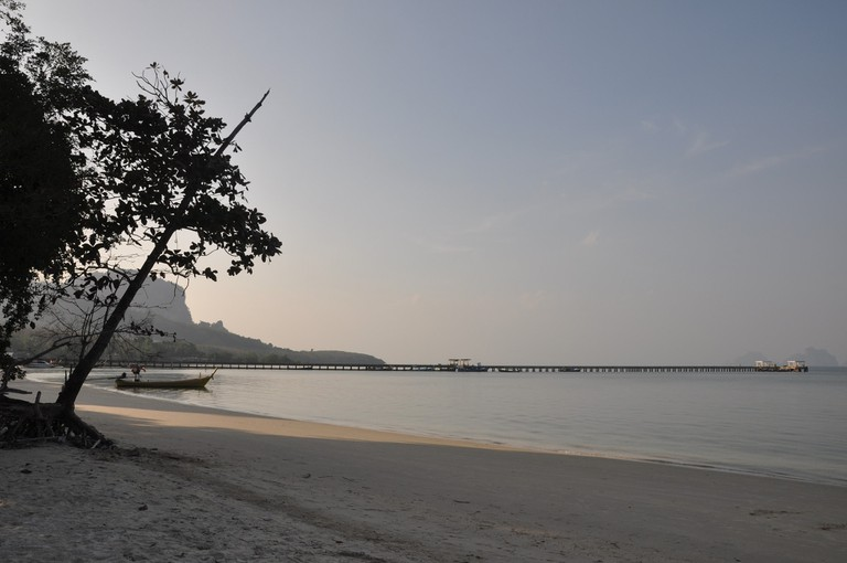 Sivalai beach