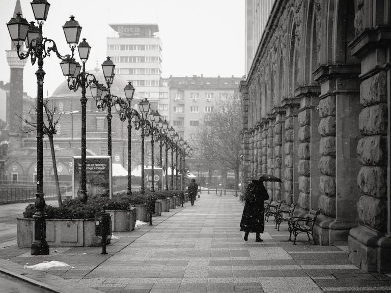 Sofia city center