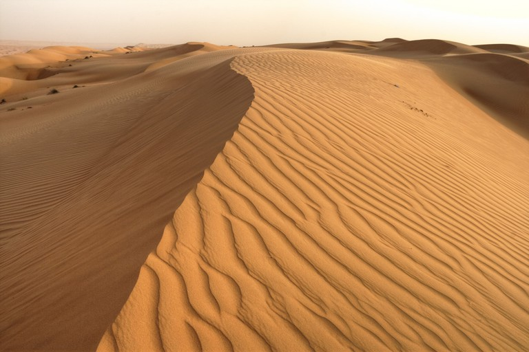Wahiba Sands By: Nicolas Renac