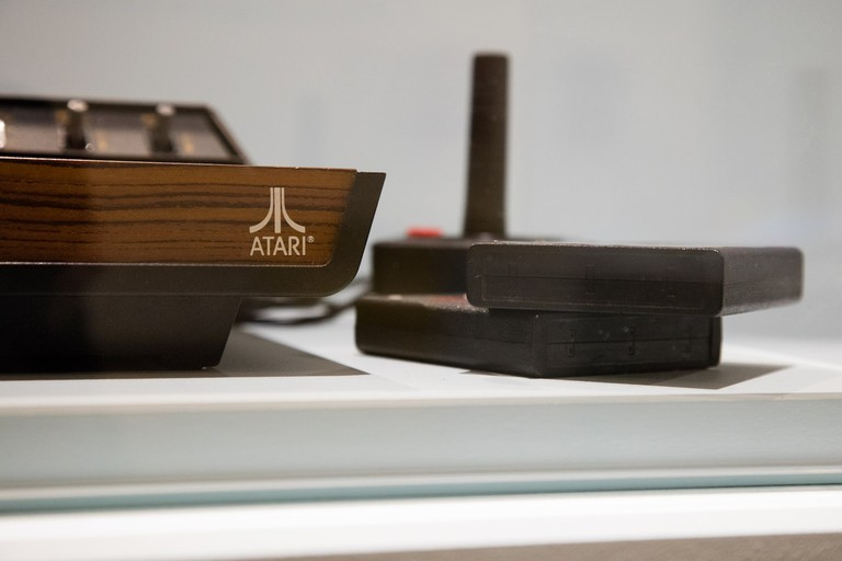 The Atari 2600, which is considered 'the godfather of home video game systems'