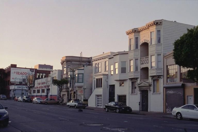 SoMa buildings, San Francisco