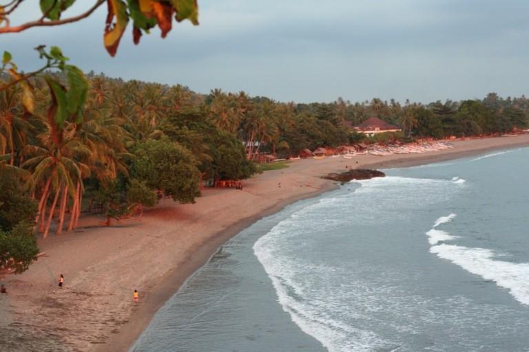 Senggigi beach   © Fery Indrawan/Flickr