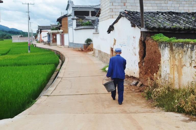Shaxi man